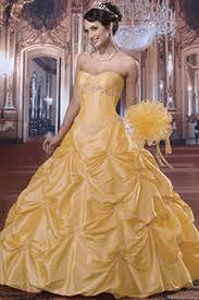 white yellow wedding.